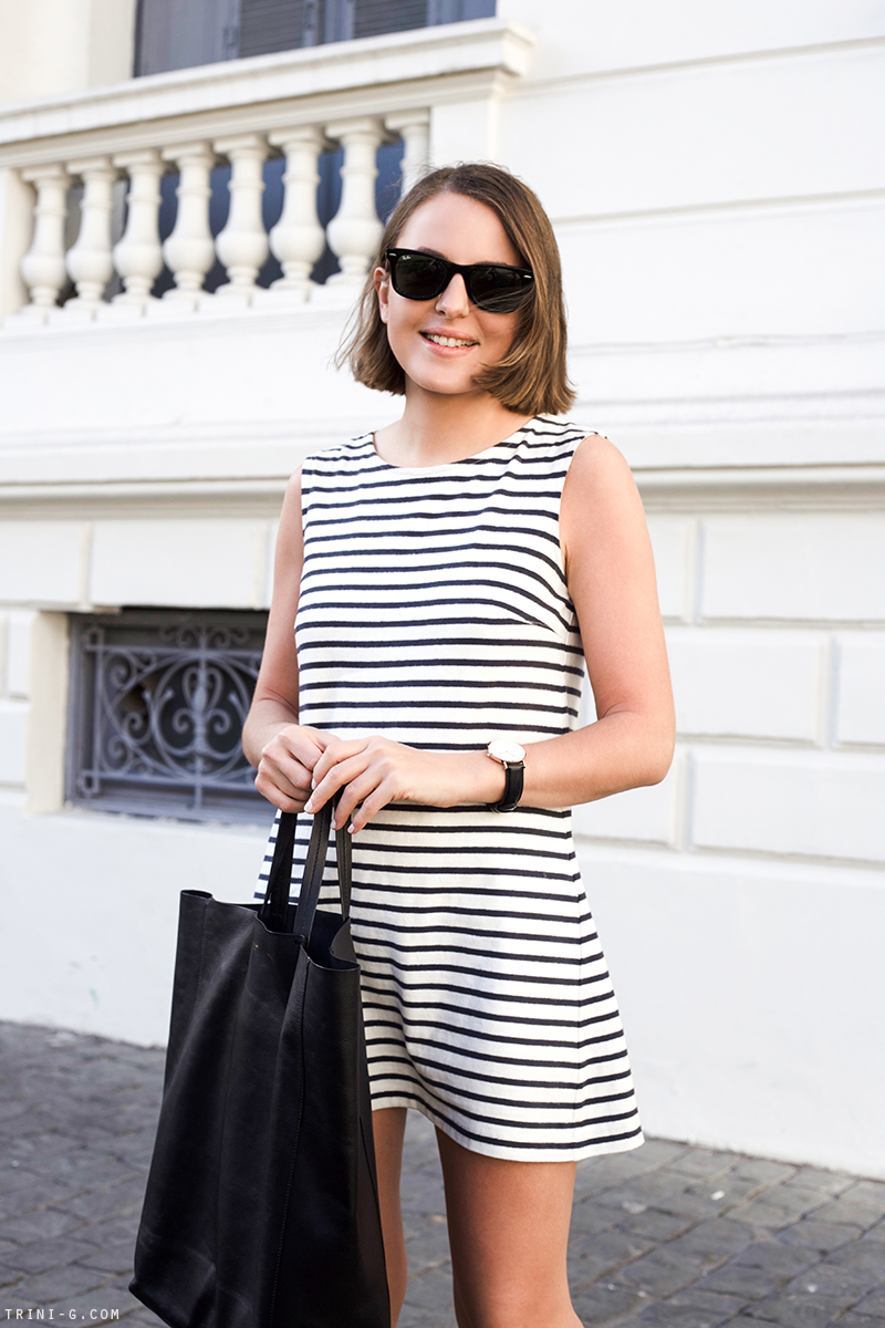 Trini | Wood Wood striped dress