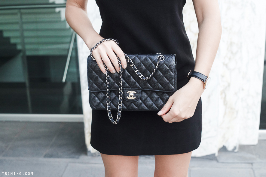 Trini | Chanel classic bag
