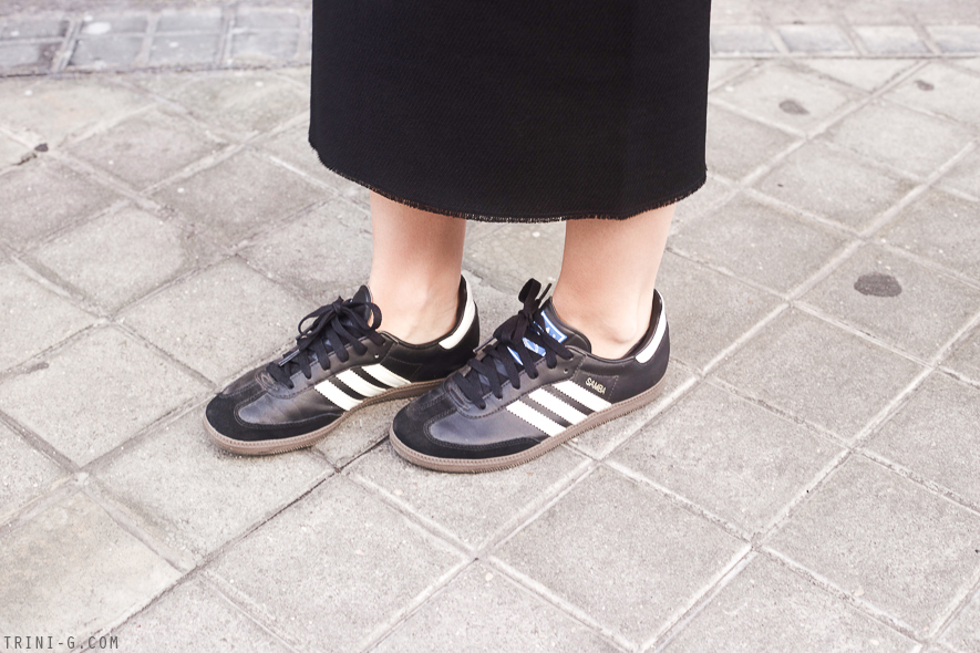 Trini | Adidas Samba sneakers