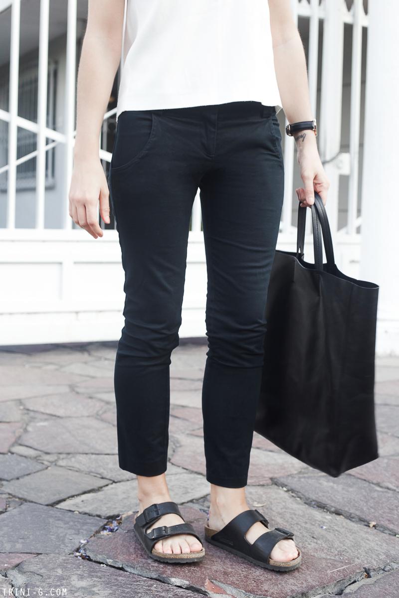 Trini | Topshop black pants