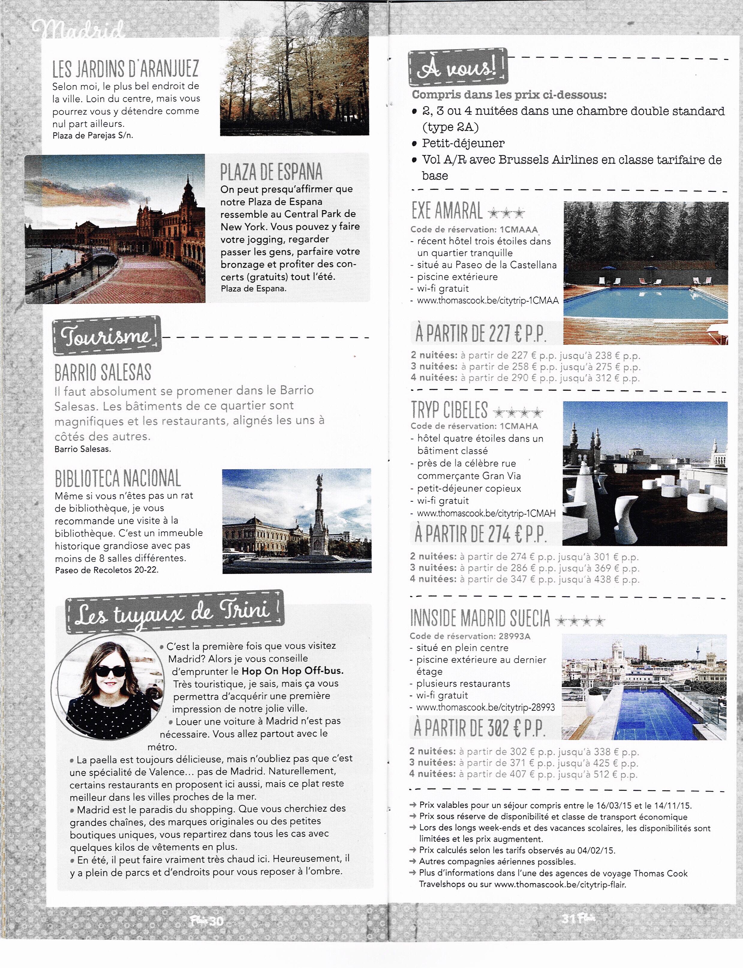 Trini blog   Fair Belgique March 2015