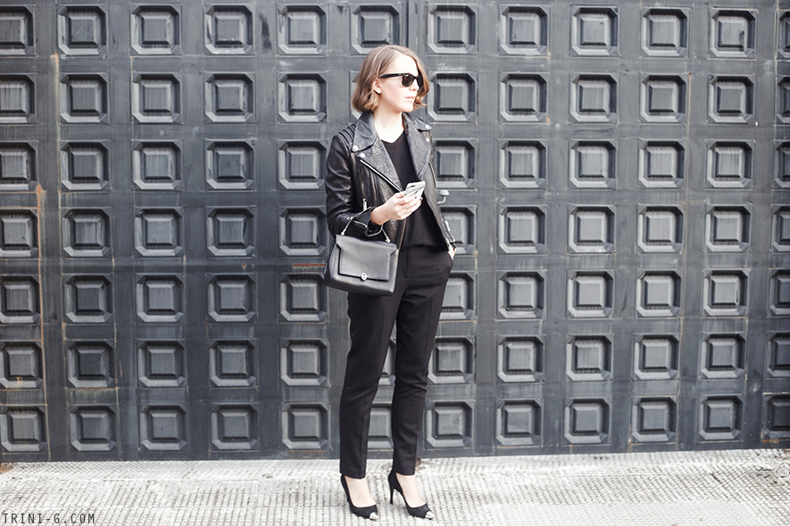Trini | The Kooples leather jacket