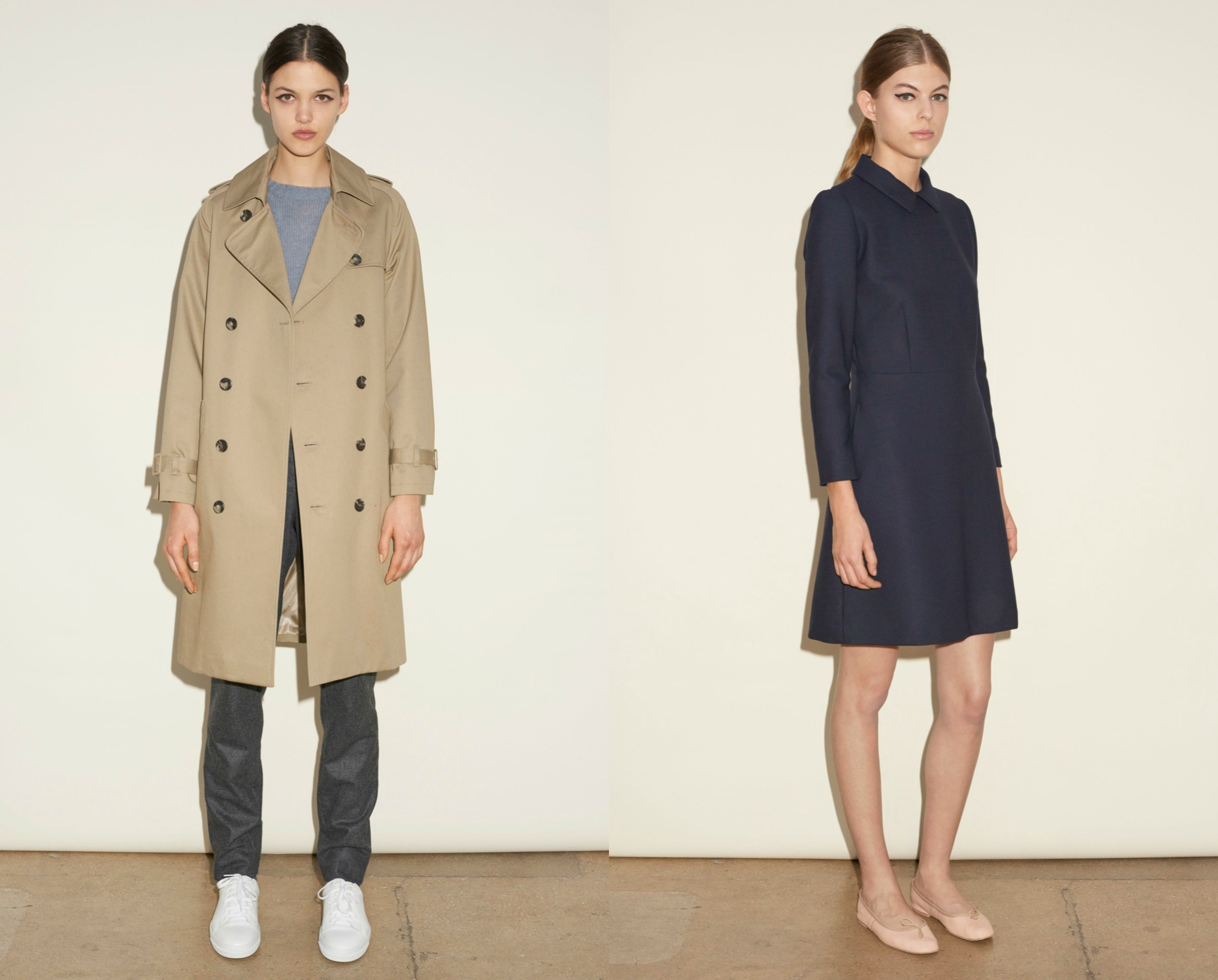 Trini blog | A.P.C Fall/Winter 2015 Collection