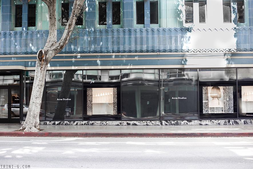 Trini | Acne Studios Los Angeles Store