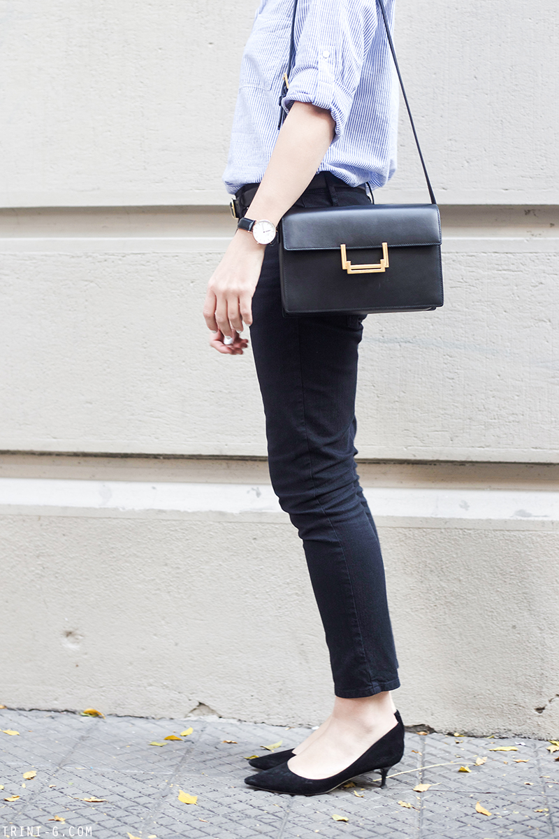 Trini | Isabel Marant Etoile jeans Jimmy Choo Aza heels