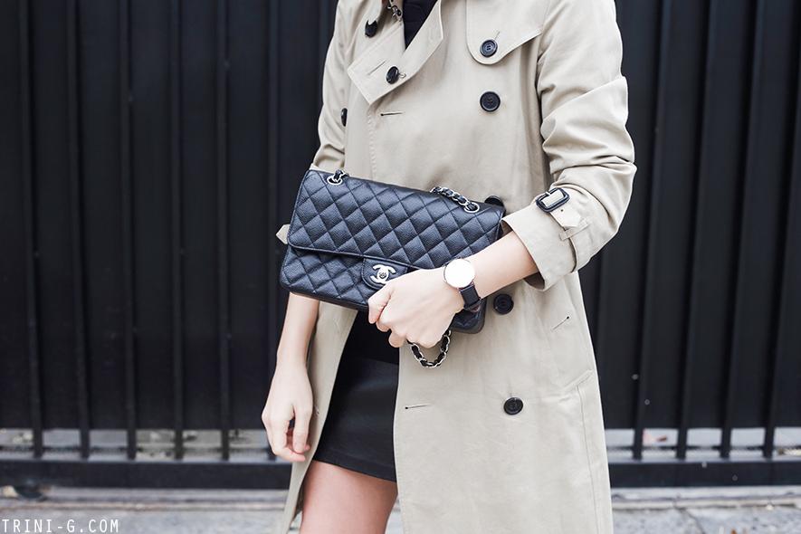 Trini   Chanel classic flap