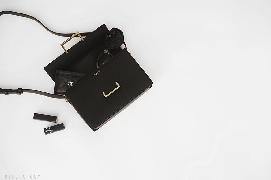 Trini blog | Saint Laurent Lulu bag