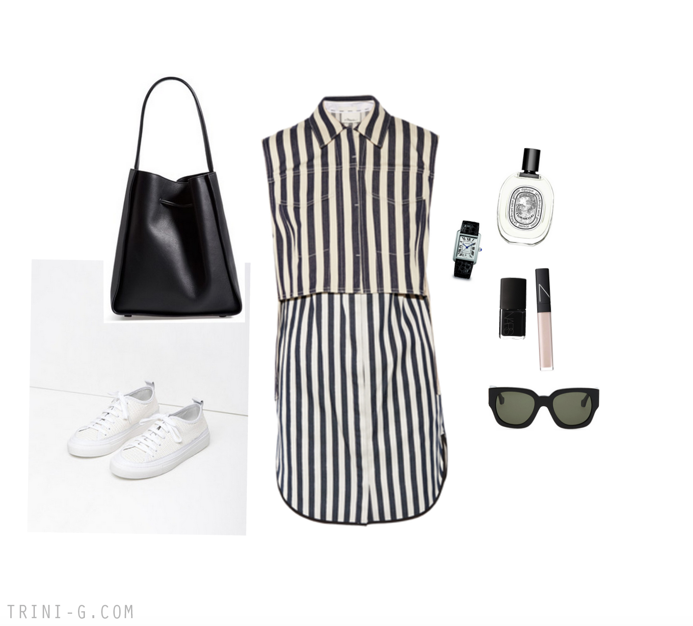 Trini blog | 3.1 Phillip Lim dress