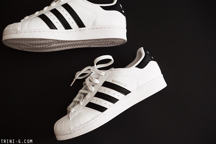 Trini blog | Adidas Superstar sneakers