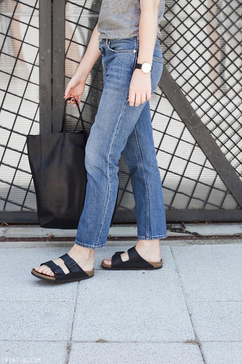 acne jeans pop vintage