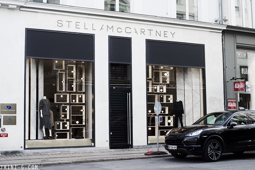 Trini | Stella McCartney Copenhague store