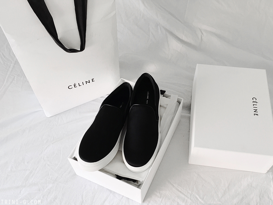 Trini |Céline slip-on sneakers