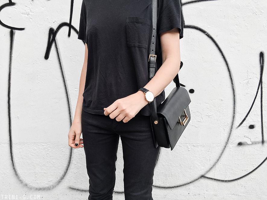 Trini | Acne Studios tshirt Isabel Marant Etoile jeans