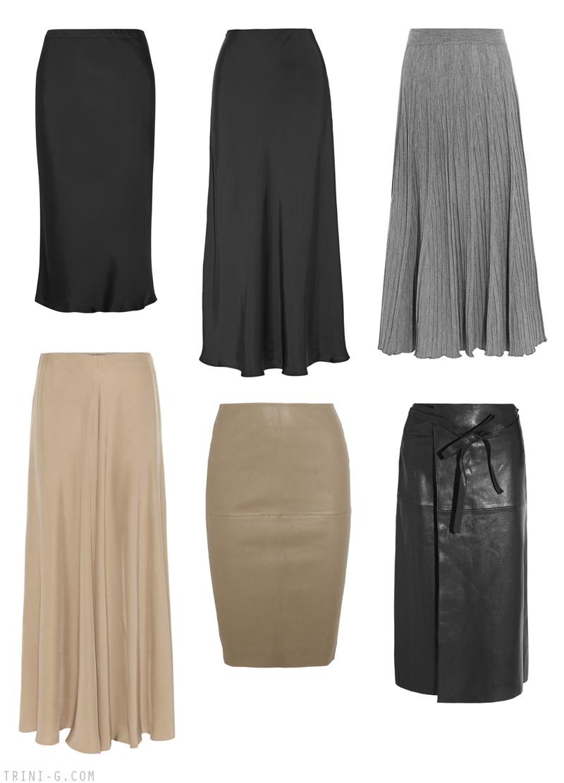 Trini |Fall 2016 skirts