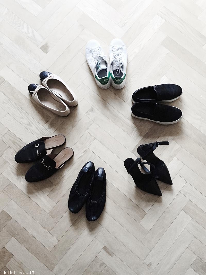 Trini | Shoe essentials