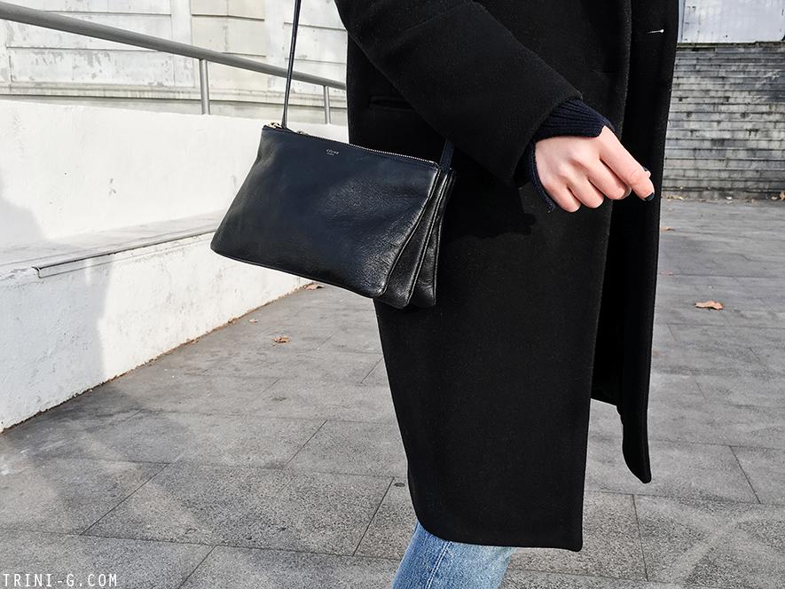 Trini |Alexander Wang jeans Céline slip-on sneakers