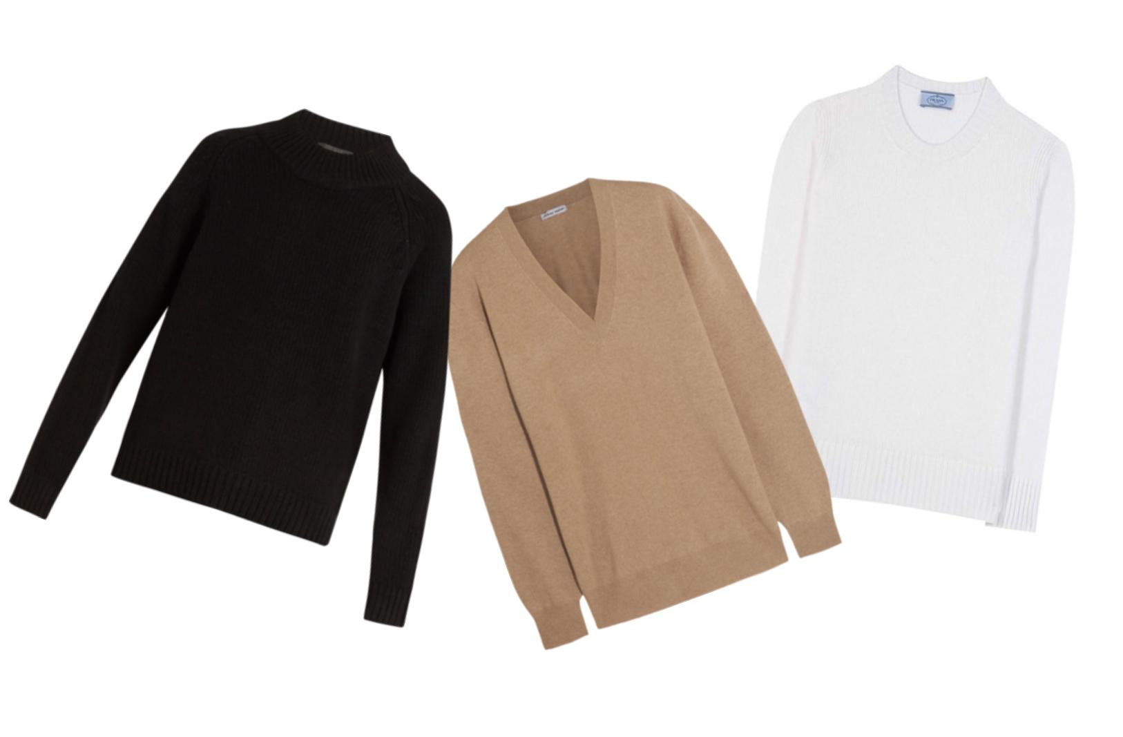 Trini   Cashmere sweater