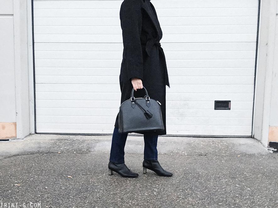 Trini | MaxMara Manuela coat Proenza Schouler jeans