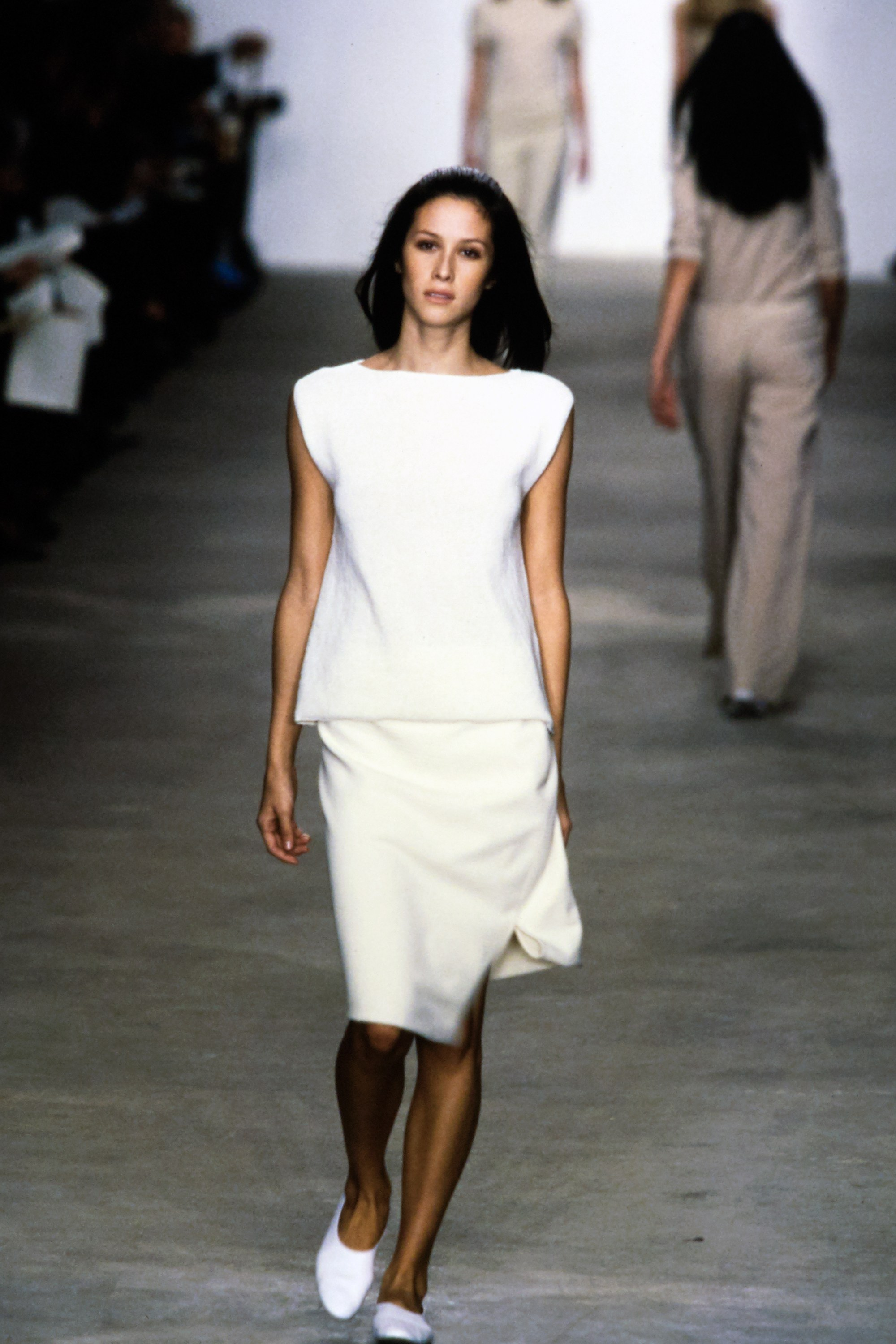 Trini |Calvin Klein Spring 1998 RTW Collection