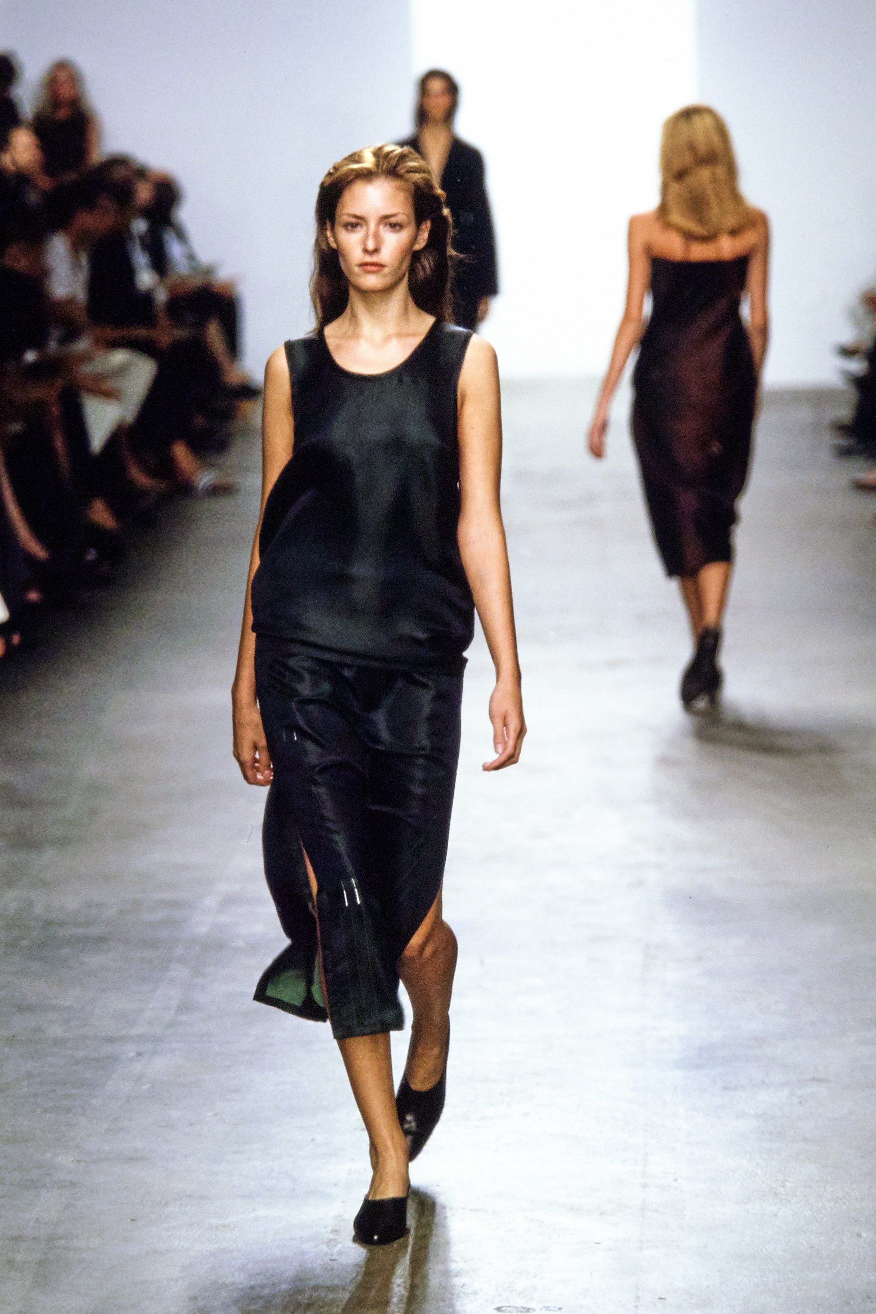 Trini |Calvin Klein Spring 1999 RTW Collection