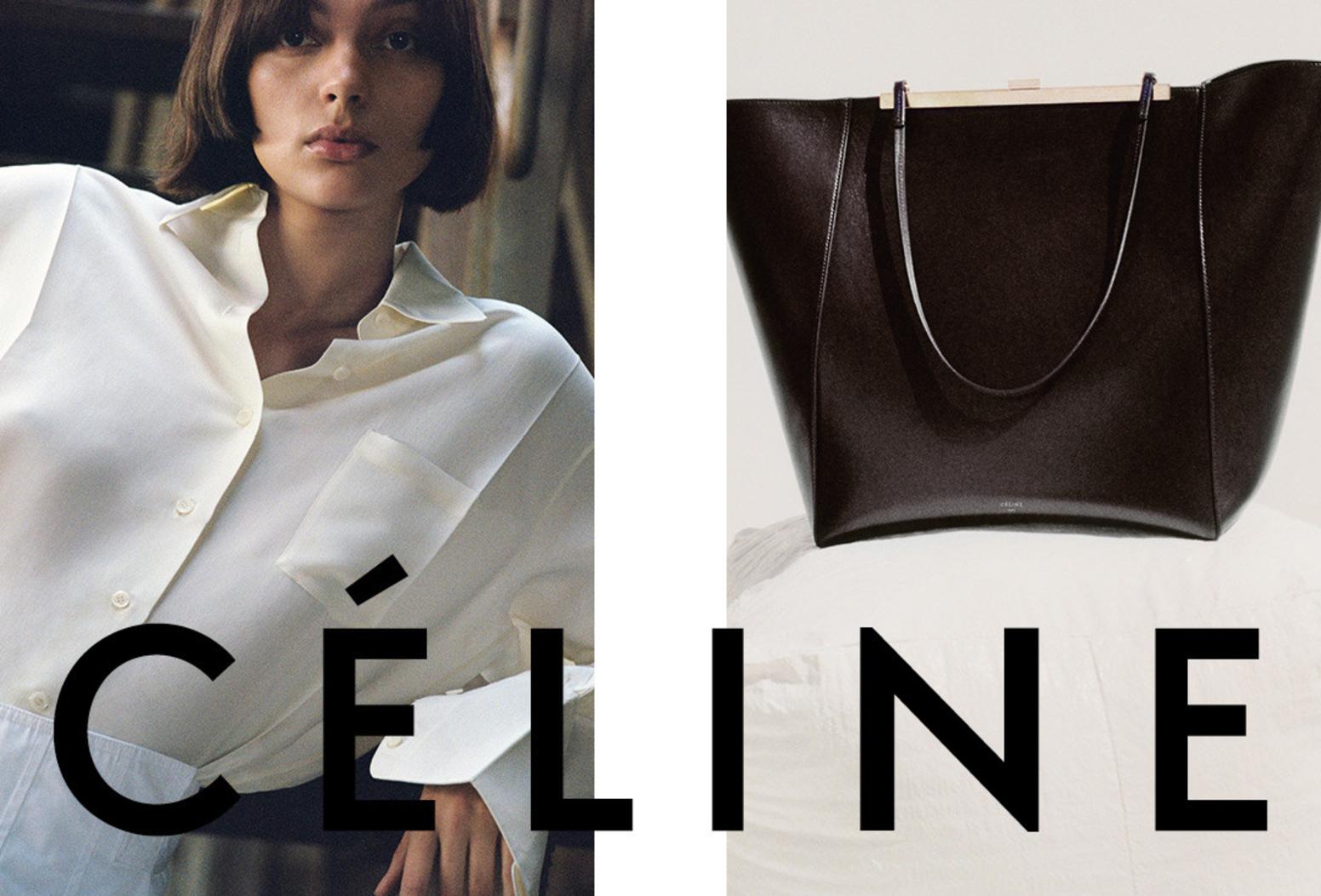 Trini | Céline Fall 2017 Campaign