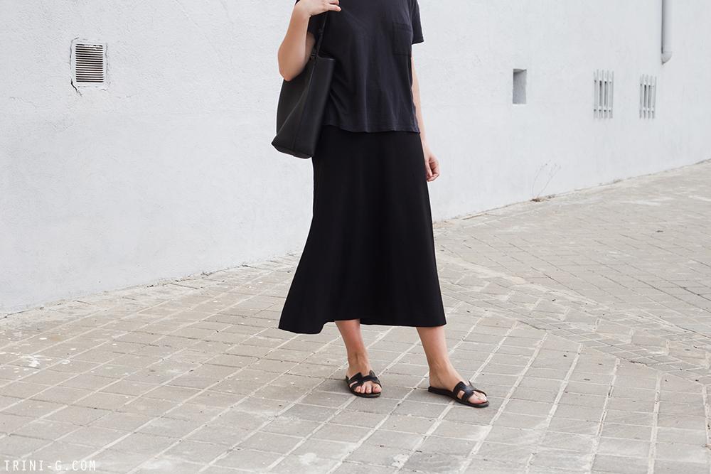 Trini   Acne Studios shirt The Row skirt