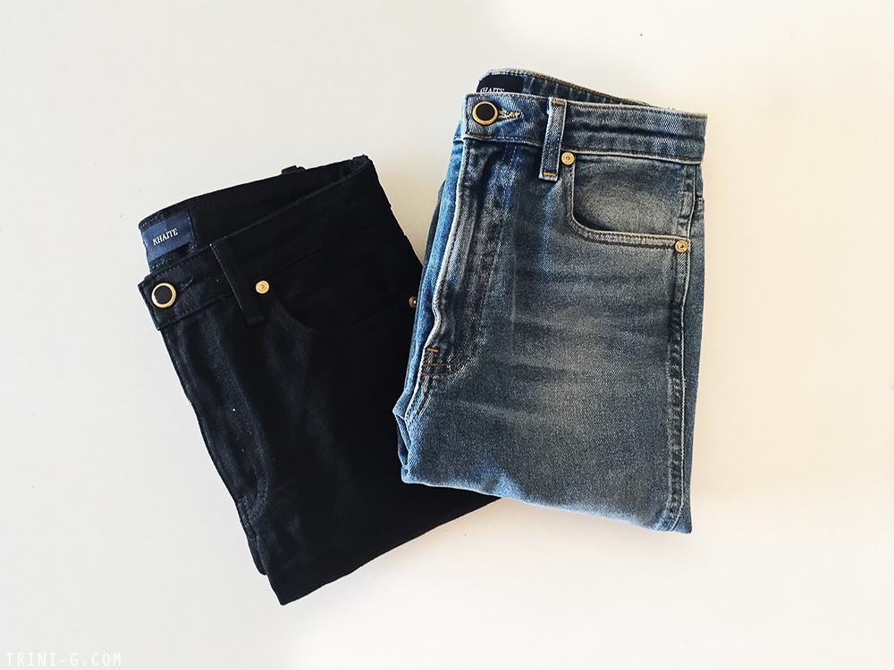 Trini | Khaite jeans