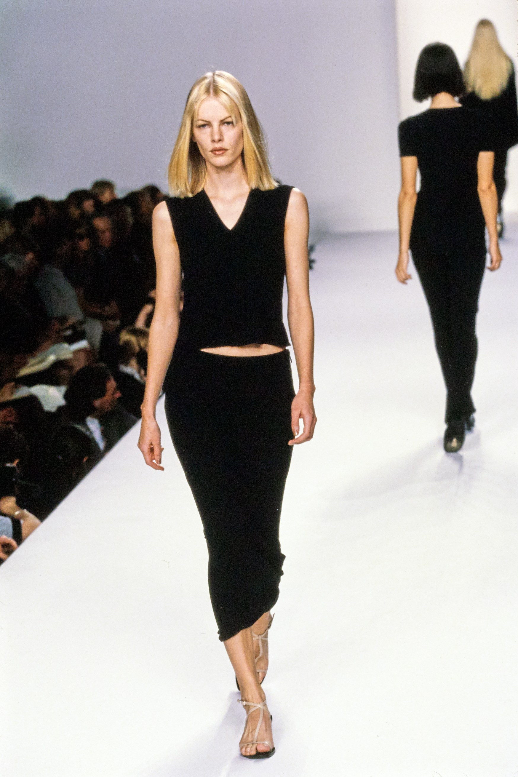 Trini | Calvin Klein Spring 1996 RTW Collection