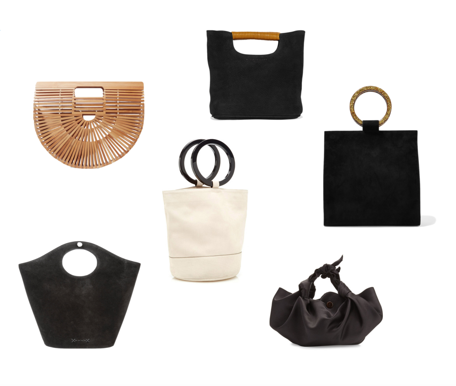 Trini | Simon Miller bag Elizabeth & James bag