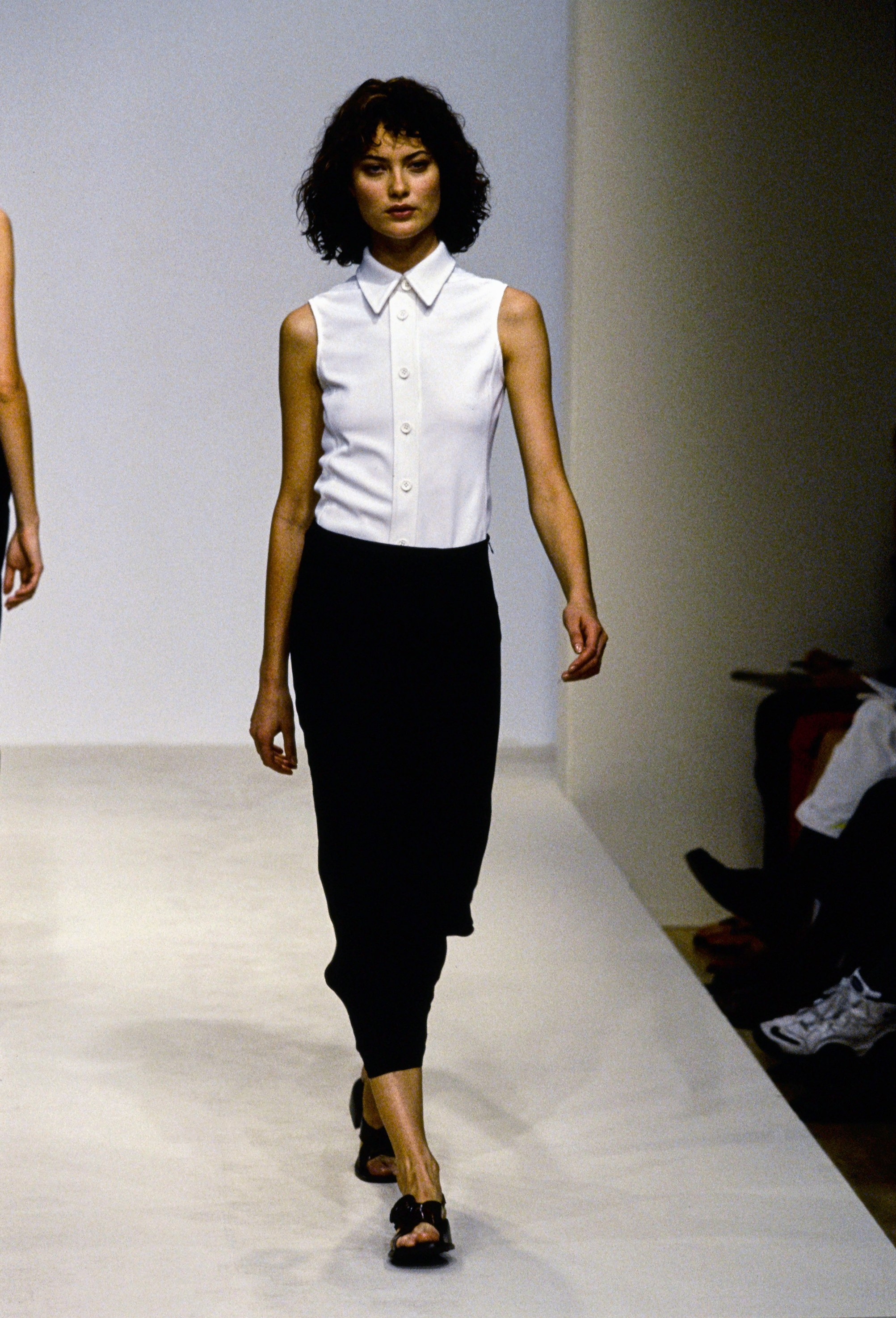 Trini | Prada Spring 1996 RTW Collection