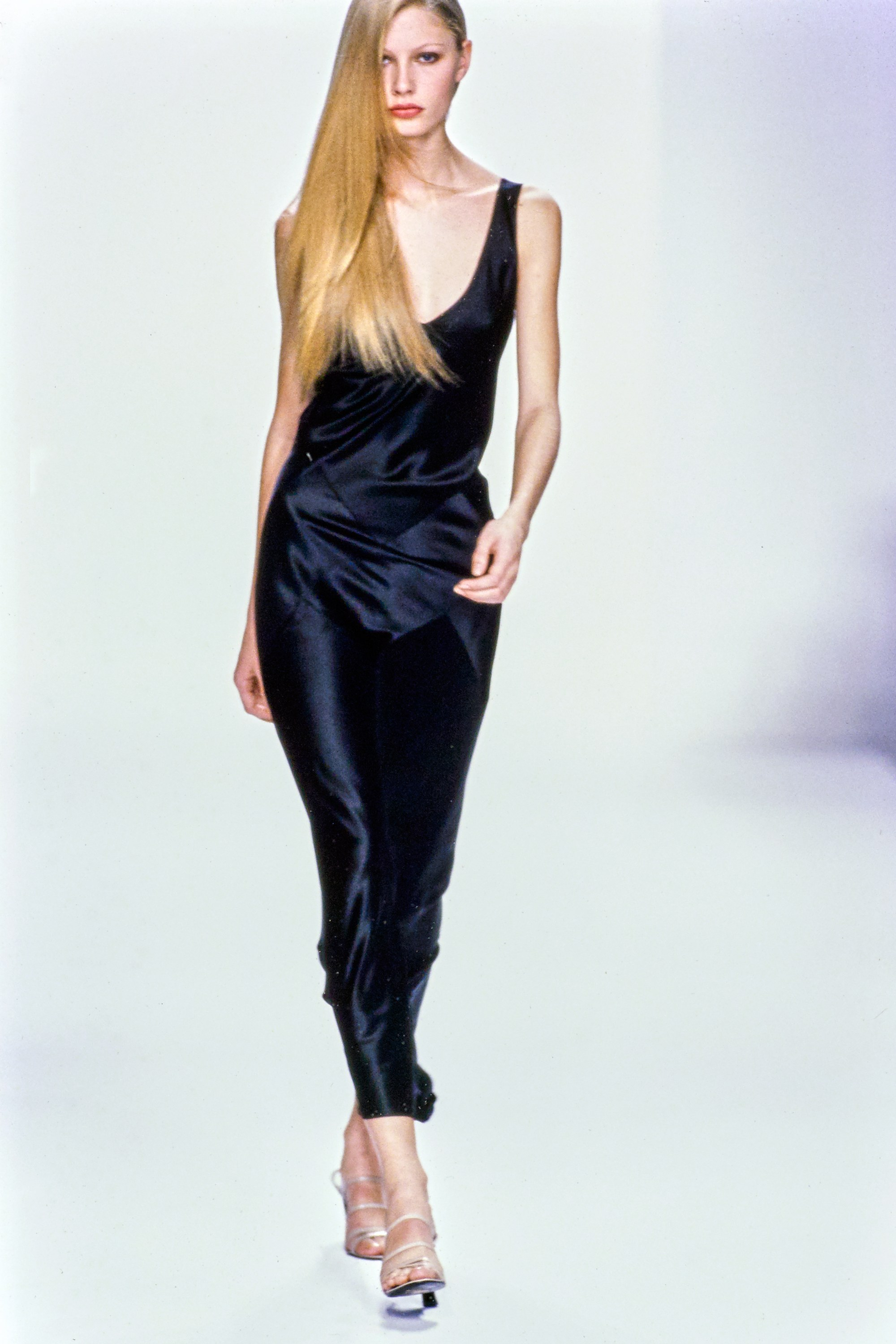 Trini | CALVIN KLEIN SPRING 1995 RTW COLLECTION
