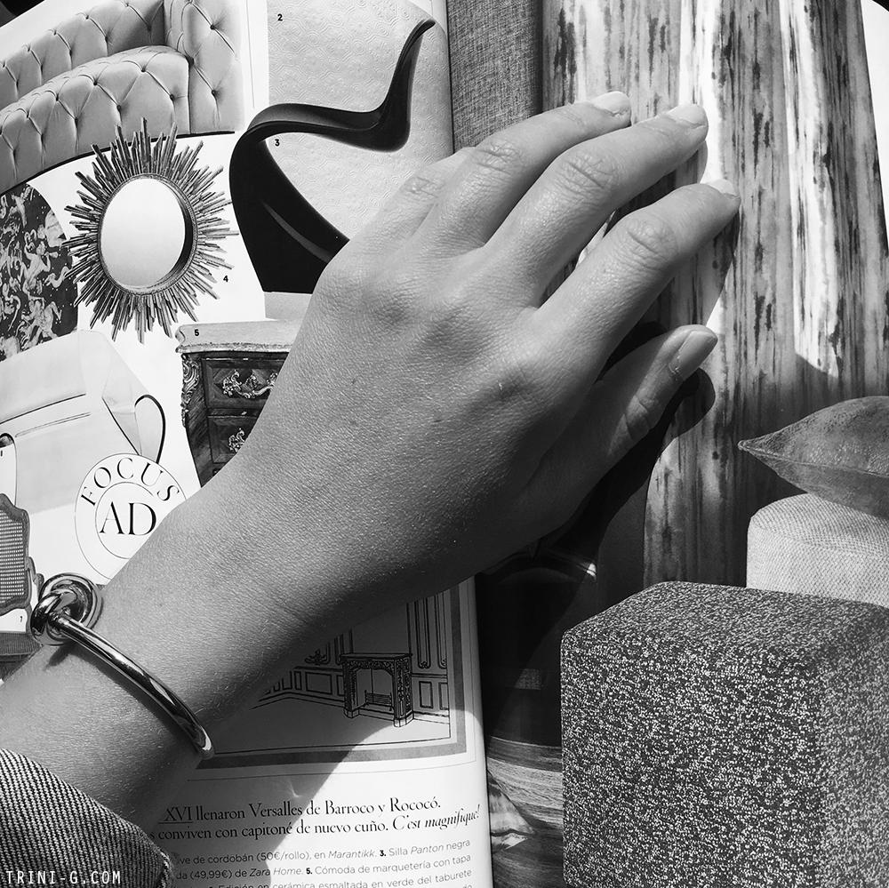 Trini | Céline knot bracelet
