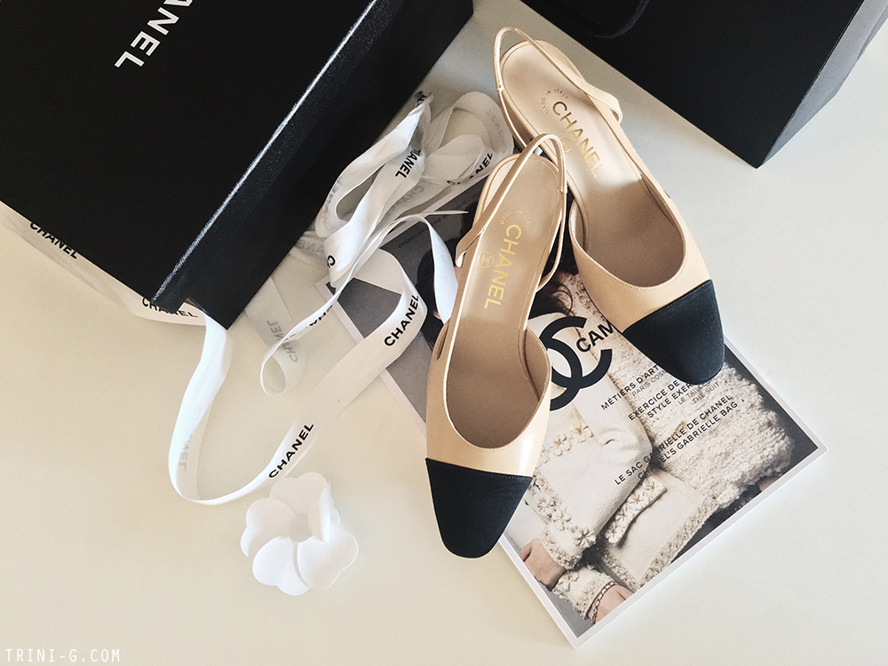 Trini | Chanel slingbacks