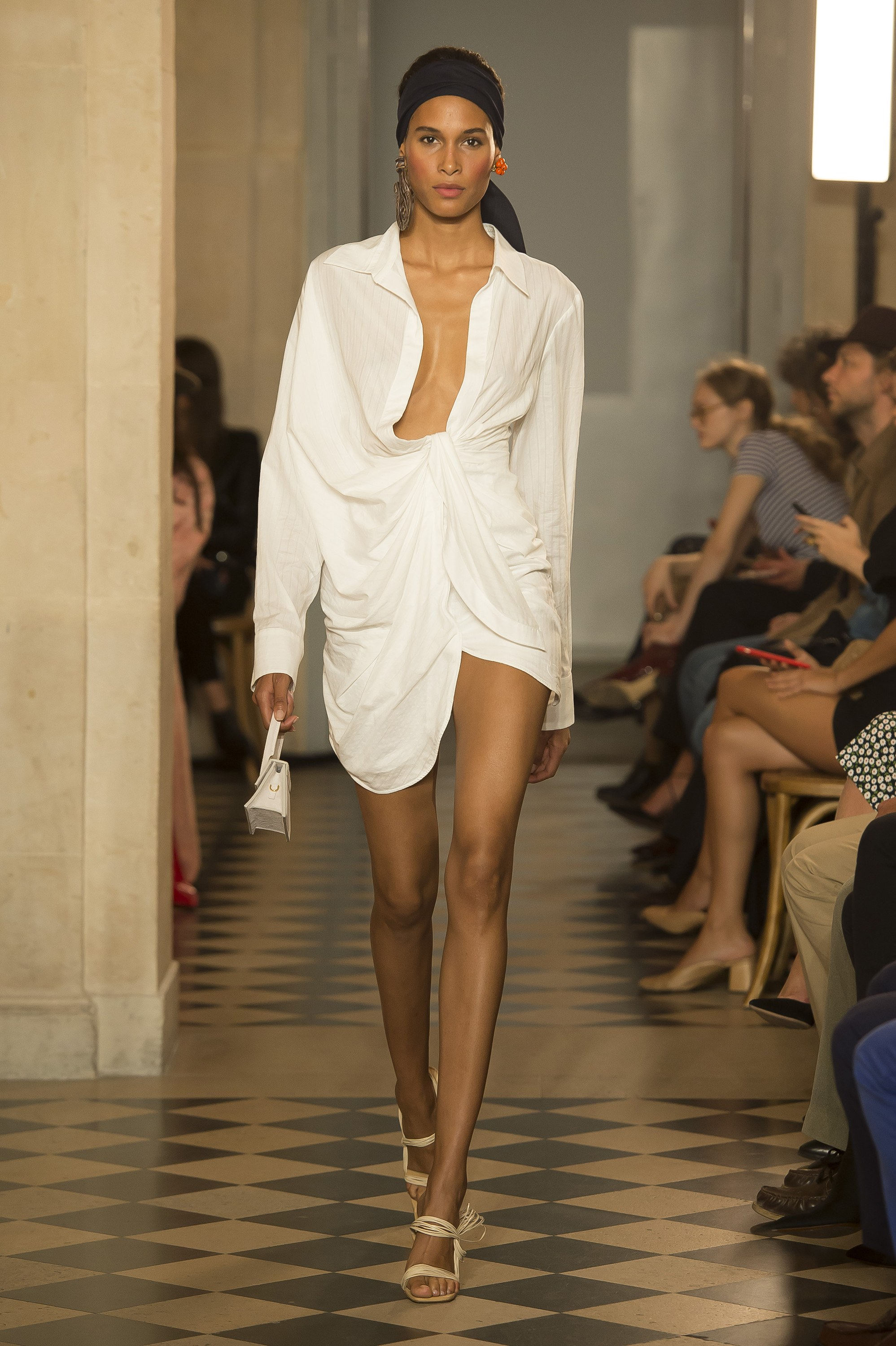 Trini | Jacquemus Spring 2018 RTW Collection