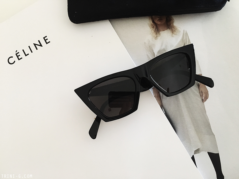 Trini | Céline Edge sunglasses