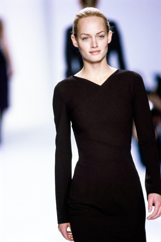Trini   Calvin Klein Collection Fall 1996 RTW Collection