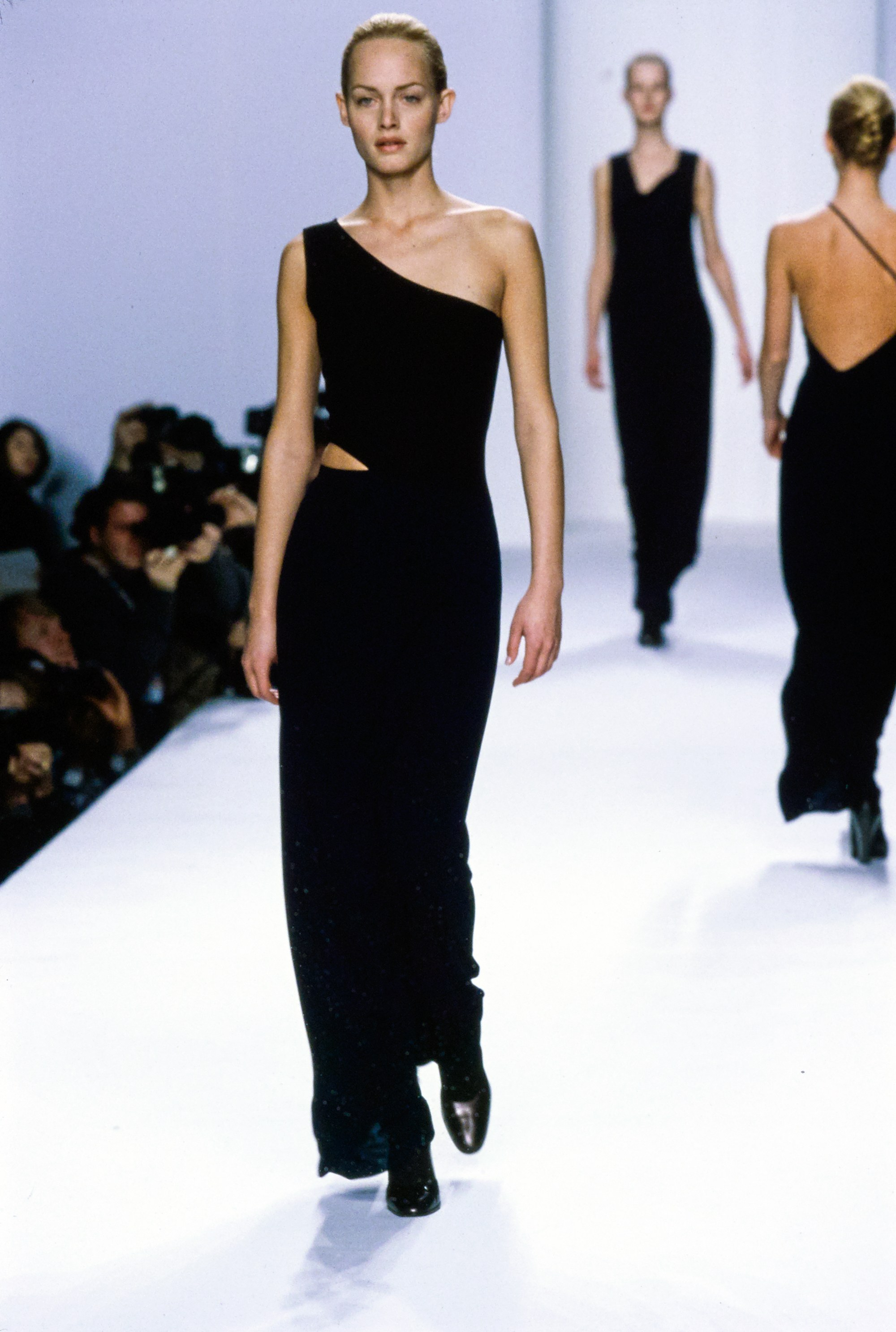 Trini | Calvin Klein Collection Fall 1996 RTW Collection