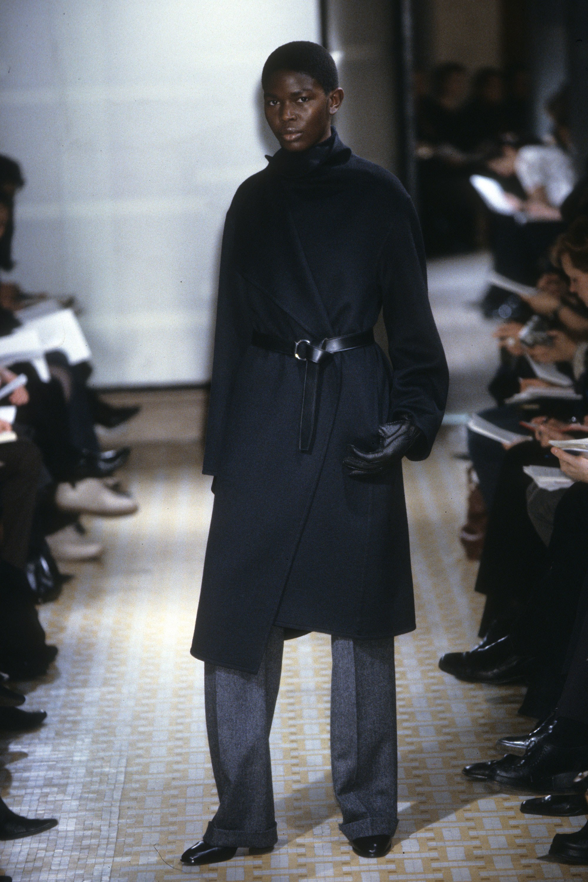 Trini | Hermes Fall 2001 RTW Collection