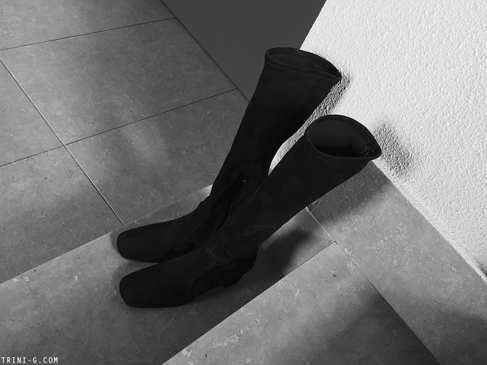 Trini | Prada boots