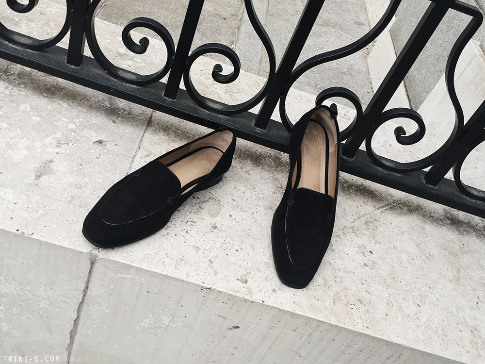 Trini | The Row Adam loafers