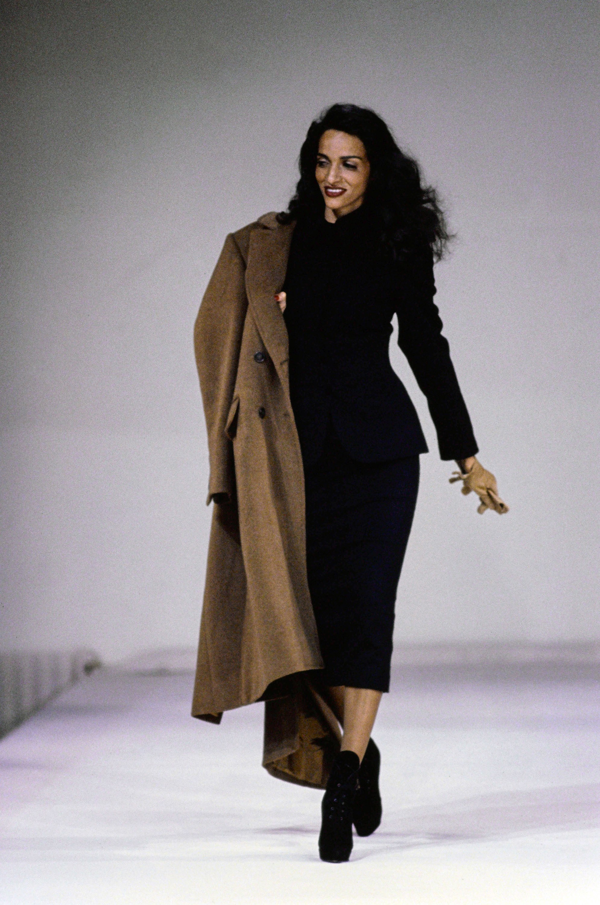 Trini |Azzedine Alaia Fall 1991 RTW Collection
