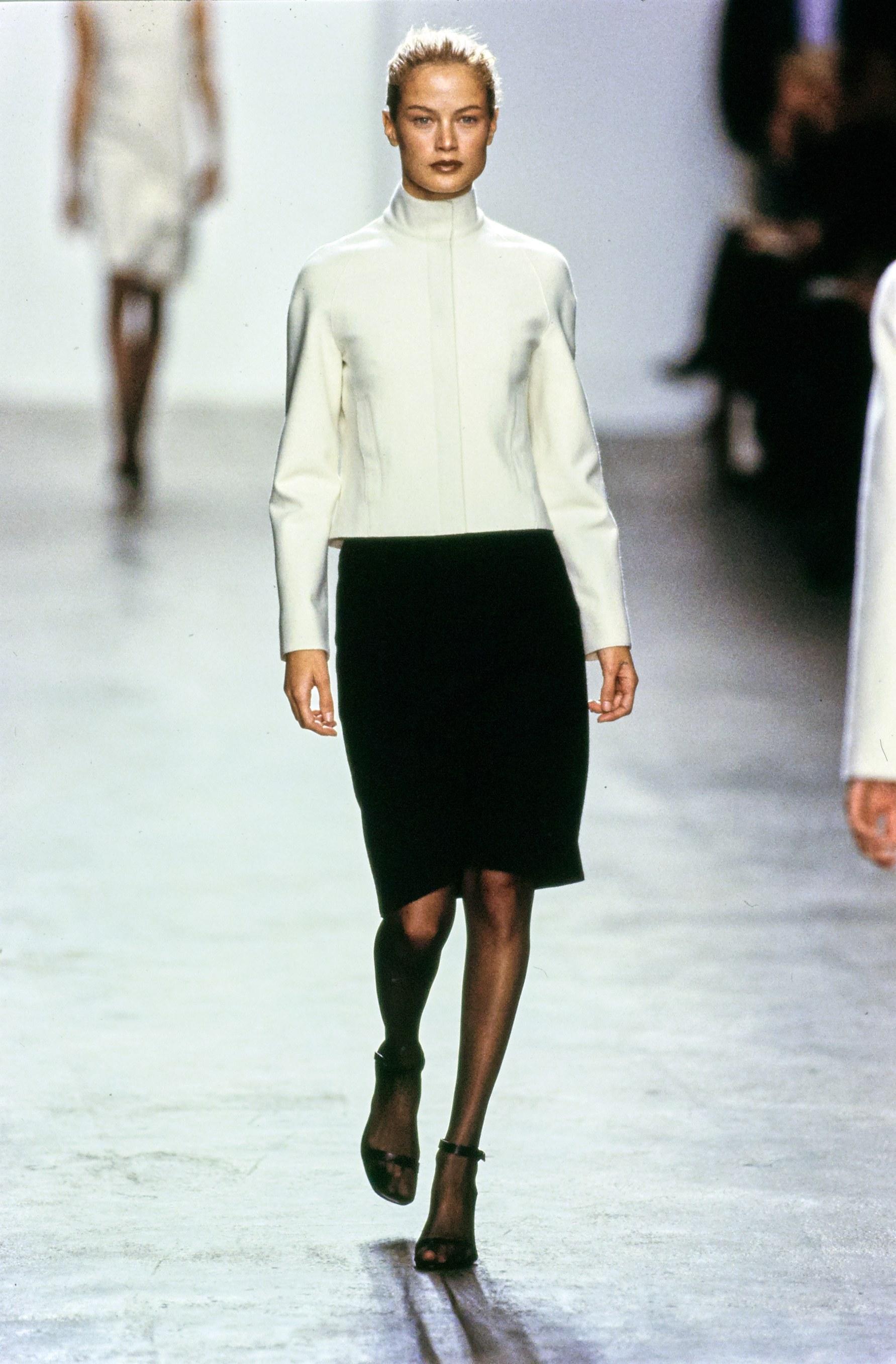 Trini   Calvin Klein Collection Fall 199 RTW Collection