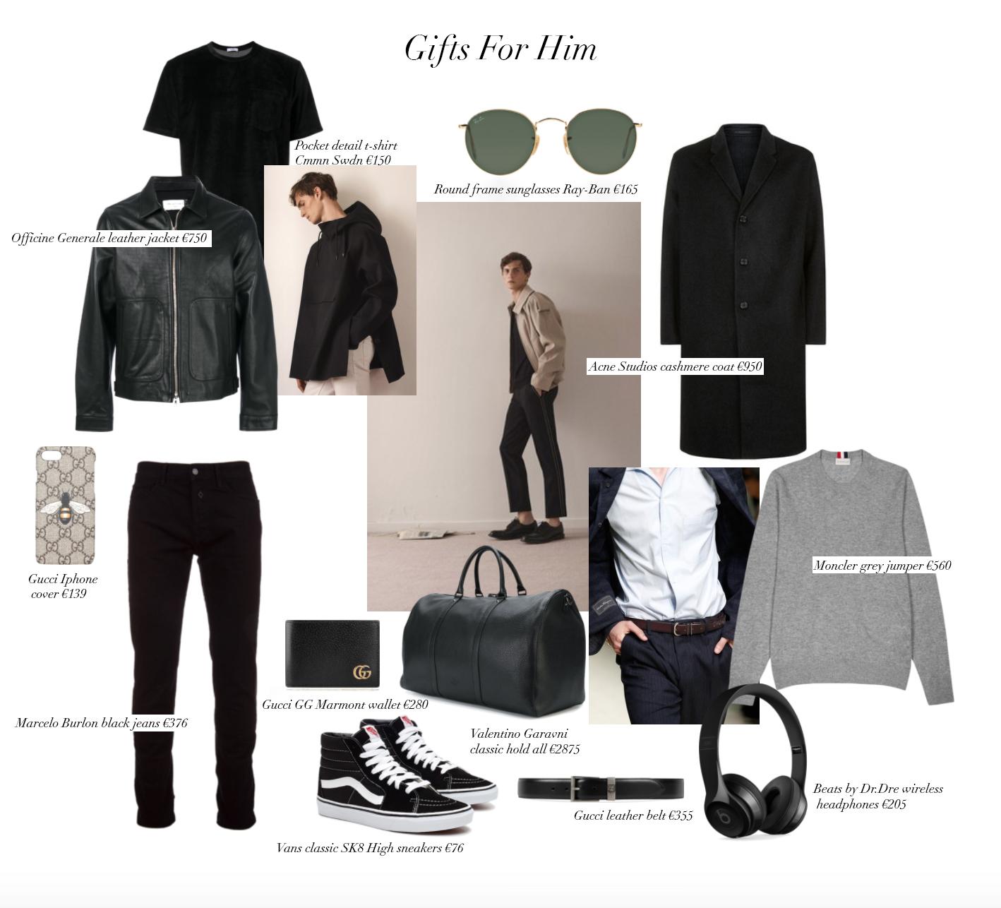 Trini | Holiday Gift Guide for Him