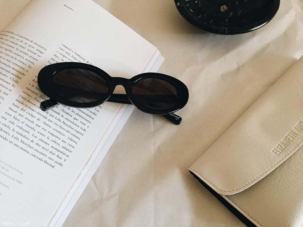 Trini |Elizabeth and James McKinley sunglasses