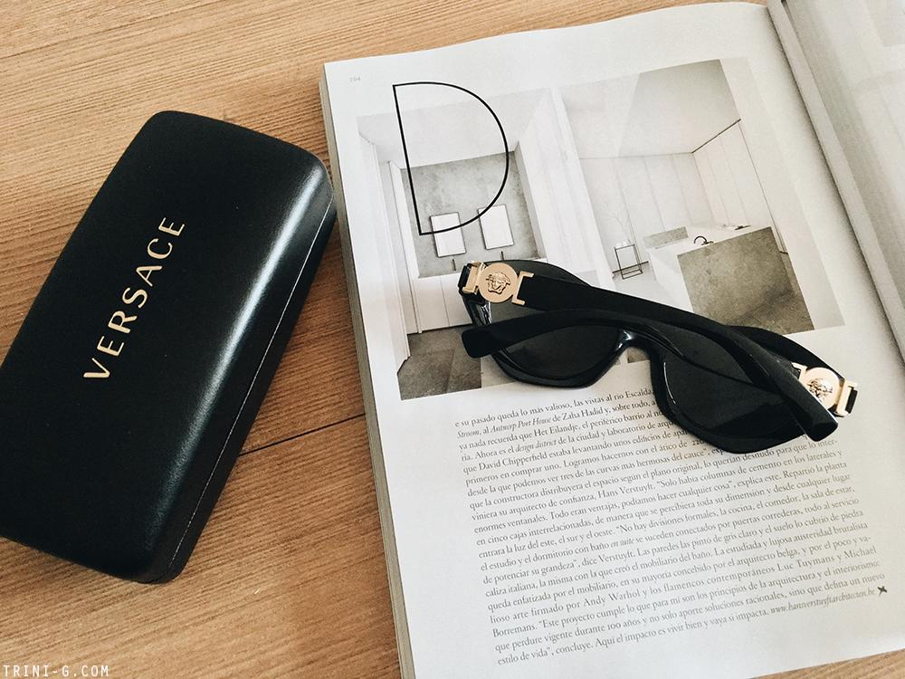 Trini | Versace sunglasses