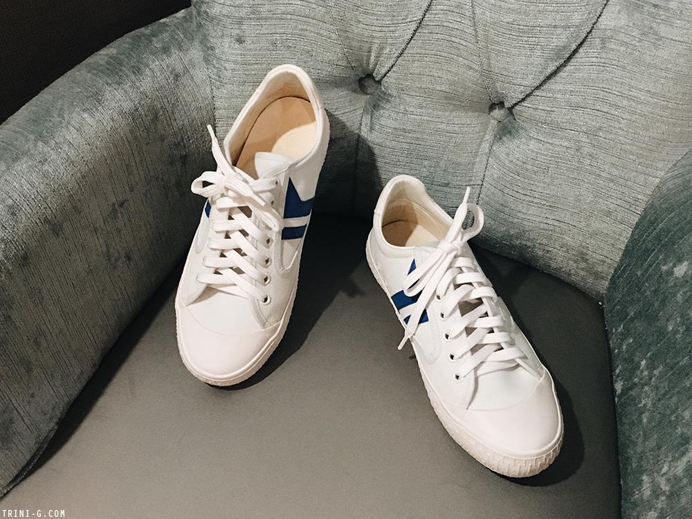 Trini | Céline plimsole sneakers