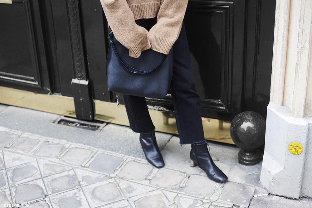 Trini | Céline sweater Levi's jeans