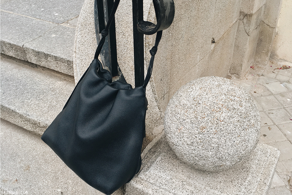 Trini |The Row bag