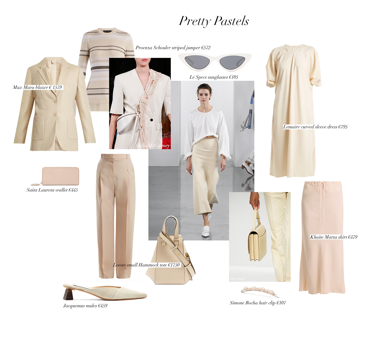 Trini | Pretty Pastels