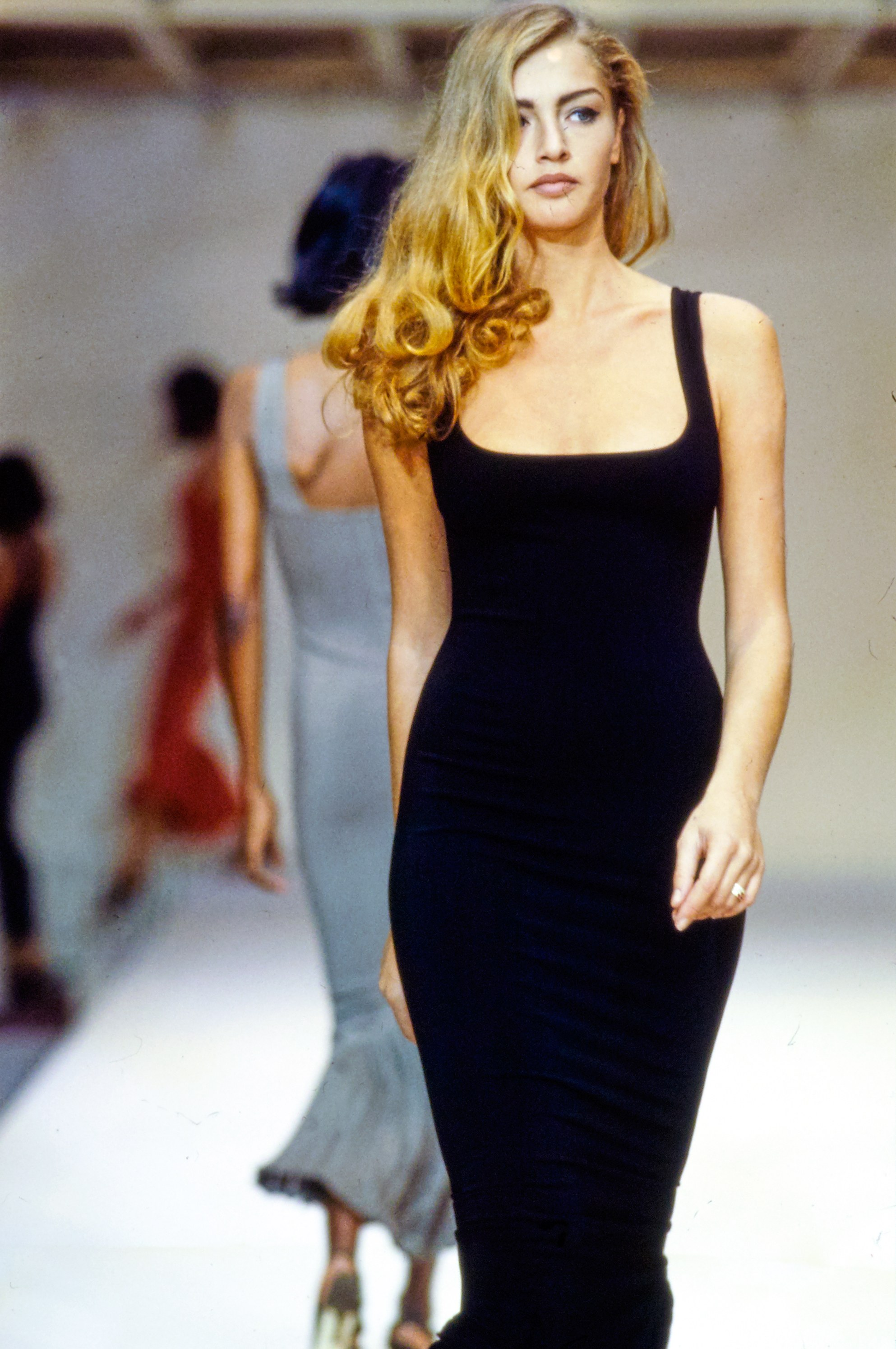 Trini | Azzedine Alaïa Spring 1990 RTW Collection